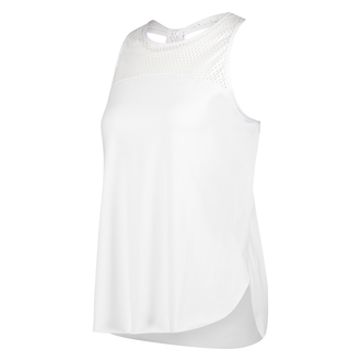HKMX Tank top loose fit, Wit