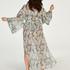 Kimono Chiffon I AM Danielle, Groen