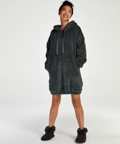 Snuggle Fleece Jurk Oodie, Groen
