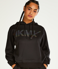 HKMX Hooded Sweater Ruby, Zwart