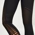 HKMX Karma Seamless High Waisted Legging, Zwart