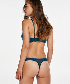 String Christina, Blauw
