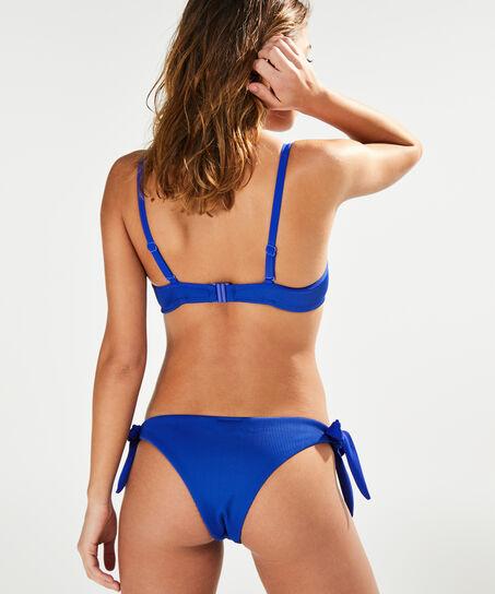 Brazilian bikinibroekje Fair Play, Blauw