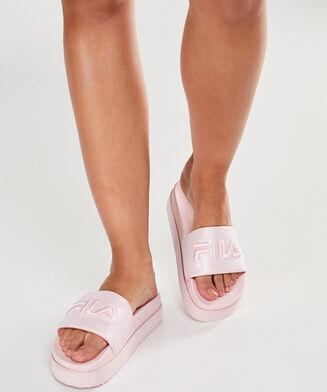 FILA slippers, Roze