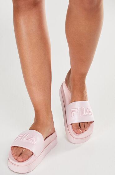 Van Hunkemöller FILA slippers Roze Prijsvergelijk nu!