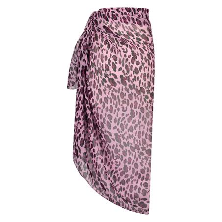 Pareo dierenprint, Roze
