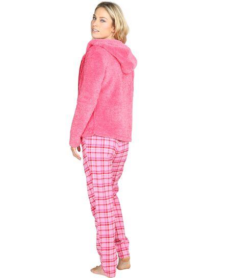 Pyjama pants Caitlin, Rood