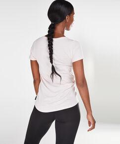 HKMX sport T-shirt, Roze