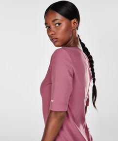 HKMX seamless sport t-shirt, Roze