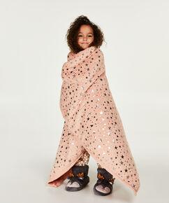 Knuffel met deken, Roze