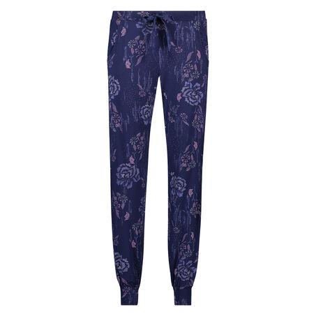 Pyjamabroek Loose fit, Blauw