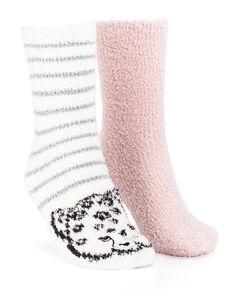 Image of Hunkemöller 2 Paar Cosy Socks Grijs
