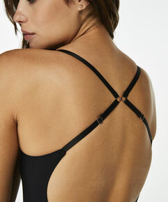 Corrigerende body Belinda, Zwart