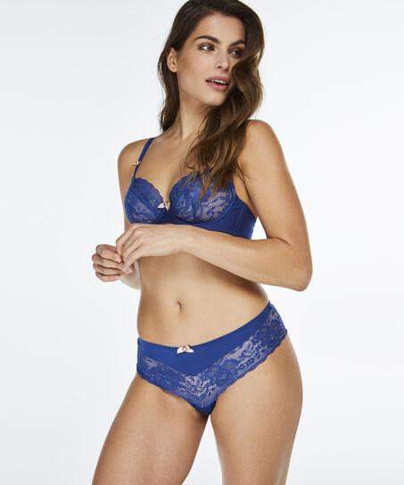 Brazilian Theresa, Blauw