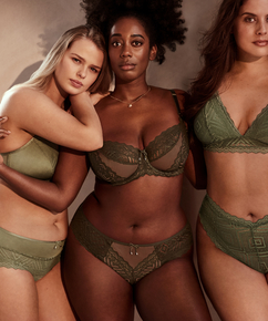 Brazilian Rabella I AM Danielle, Groen