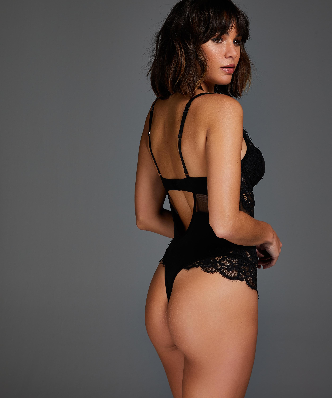 Body Genevieve, Zwart, main
