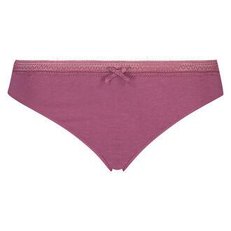 String Lara Cotton, Roze