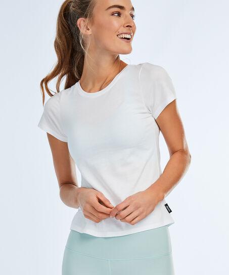 HKMX sport T-shirt, Wit