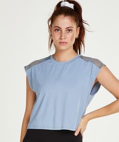 HKMX Sport t-shirt Joya, Blauw