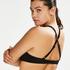 Voorgevormde beugel bikini top Sunset Dreams Cup E +, Zwart