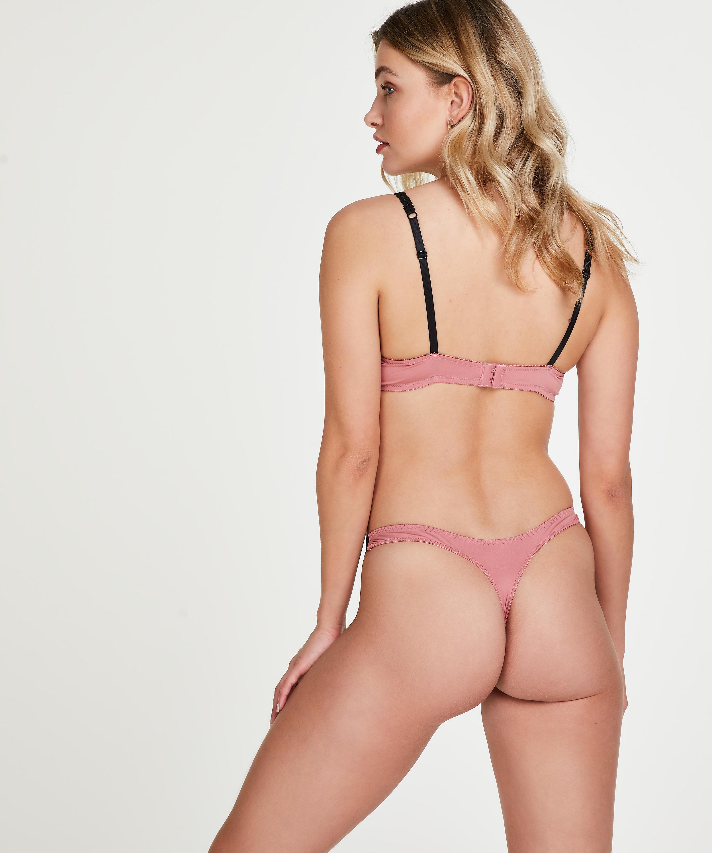 String Secret Lace, Roze, main