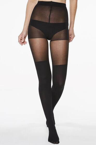 Hunkemöller Panty Overknee sock Zwart