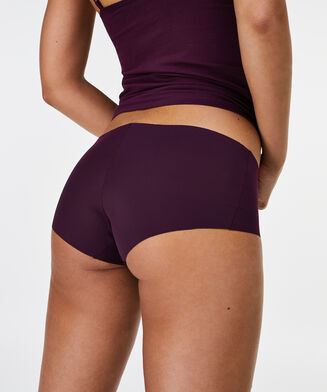 Invisible Short, Paars