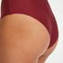 Invisible high waist brazilian, Rood