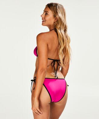 Triangle bikinitop Haze, Roze