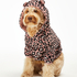Fleece honden onesie, Roze