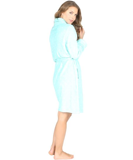Bathrobe Sanne, Blauw
