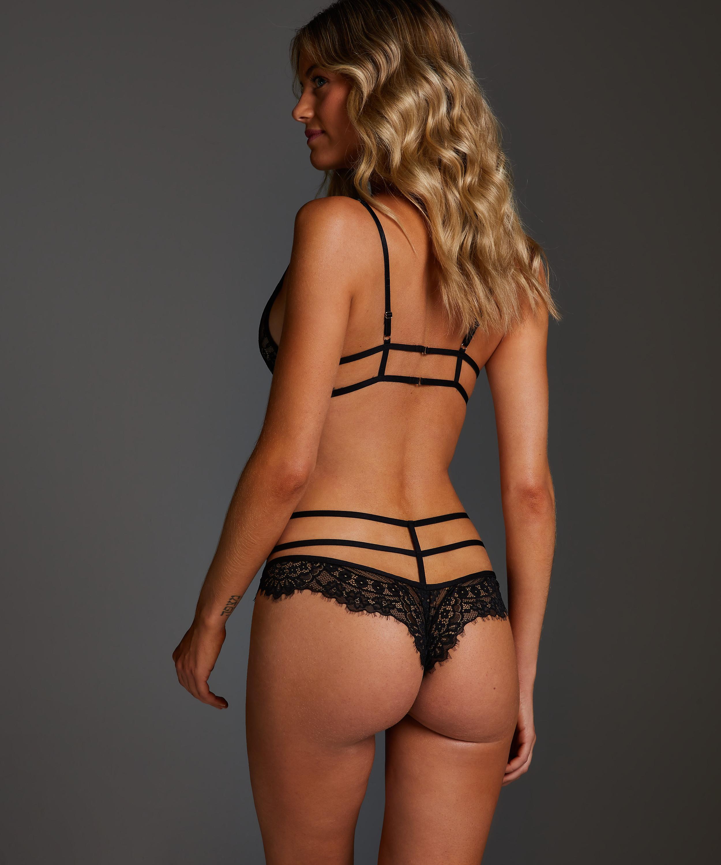 Body Jessabelle, Zwart, main