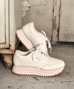 HKMX x Fila schoenen Orbit Zeppa, Wit