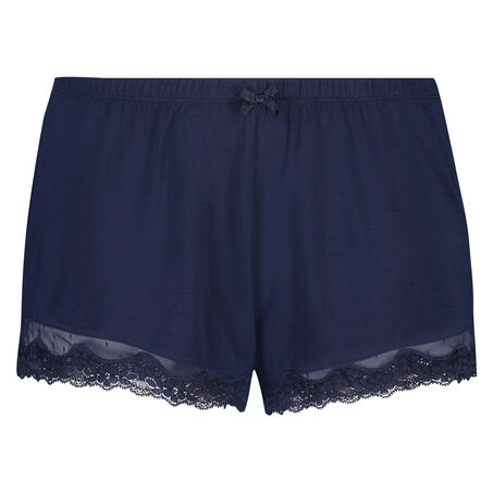 Short Jersey, Blauw