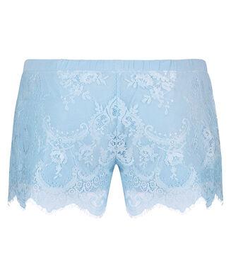 Short Lace, Blauw
