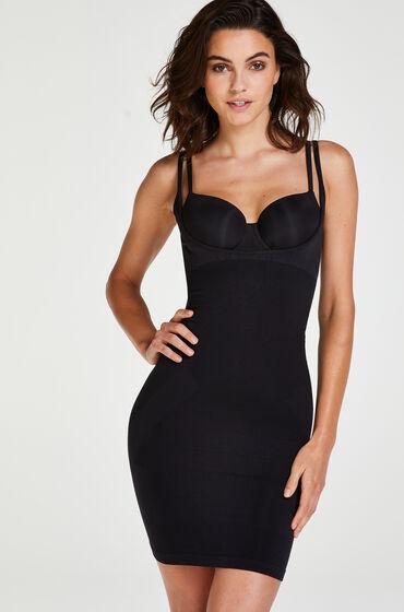 Hunkemoller Verstevigende jurk - Level 2 Zwart