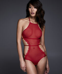 Body Tegan, Rood