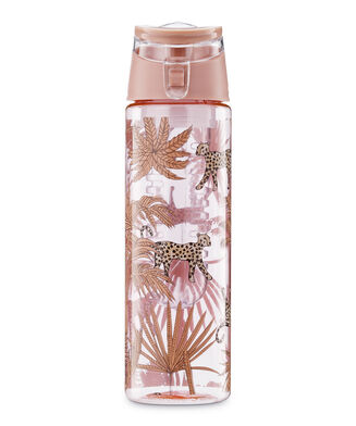 Patched infused water bottle, Wit