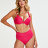 Voorgevormde beugel bikinitop Luxe Cup E +, Roze