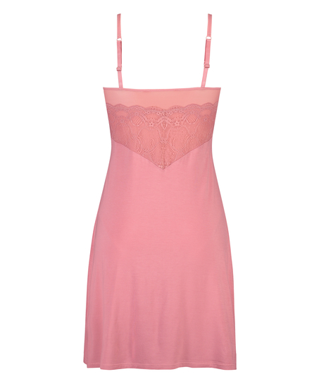 Slipdress Jersey Coco, Roze