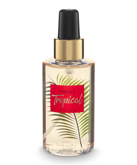 Bodymist Forever Tropical, Wit