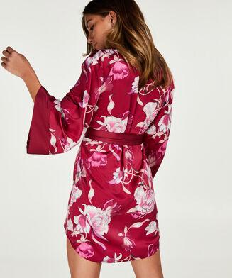 Kimono Zinnia Rose Ann Kathrin, Paars