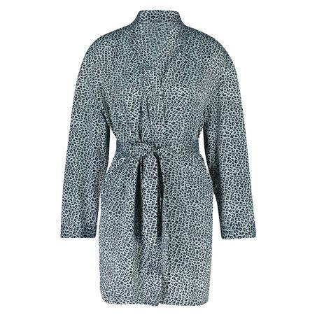 Kimono Satin, Groen