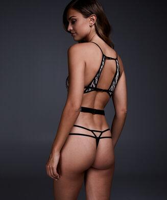 Body Zebbie, Zwart