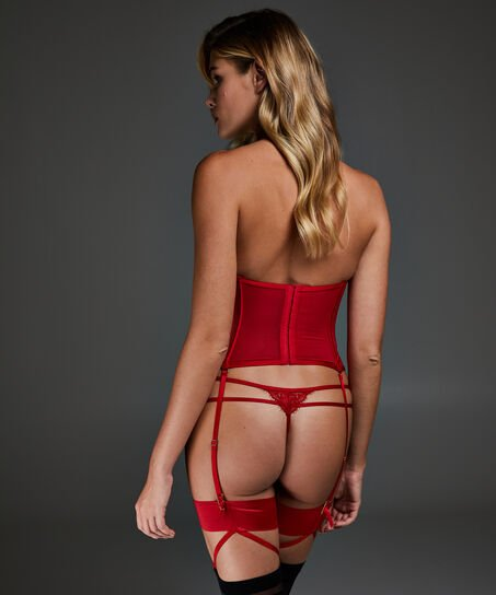 Bustier Avery, Rood