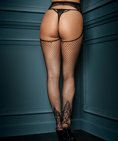 Private panty, Zwart