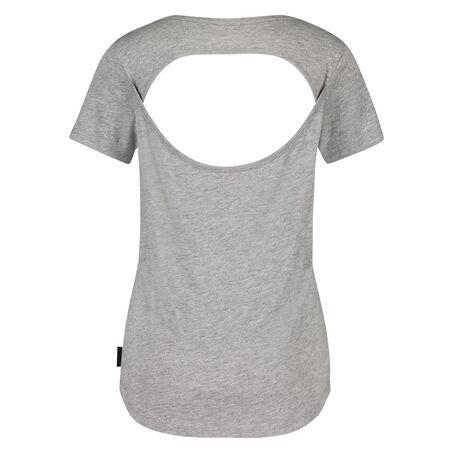 HKMX running shirt short sleeve, Grijs