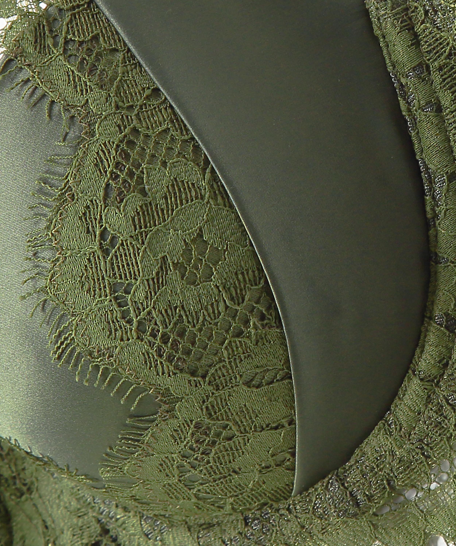 Voorgevormde beugel bh Hannako, Groen, main
