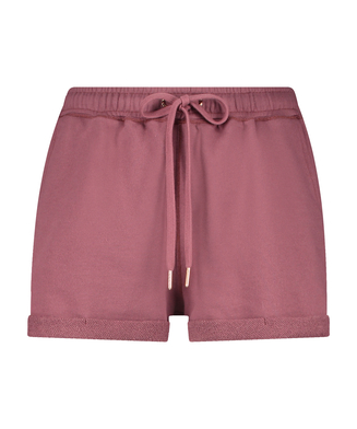 Shorts Sweat French, Roze
