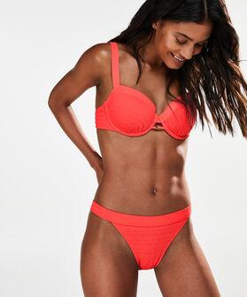 Voorgevormde beugel bikinitop Smockin Lily, Rood